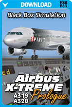 P3D] BlackBox Simulation - Airbus Xtreme Prologue v0 60