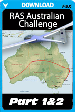 RAS Australian Challenge for FSX + Twin Otter Update